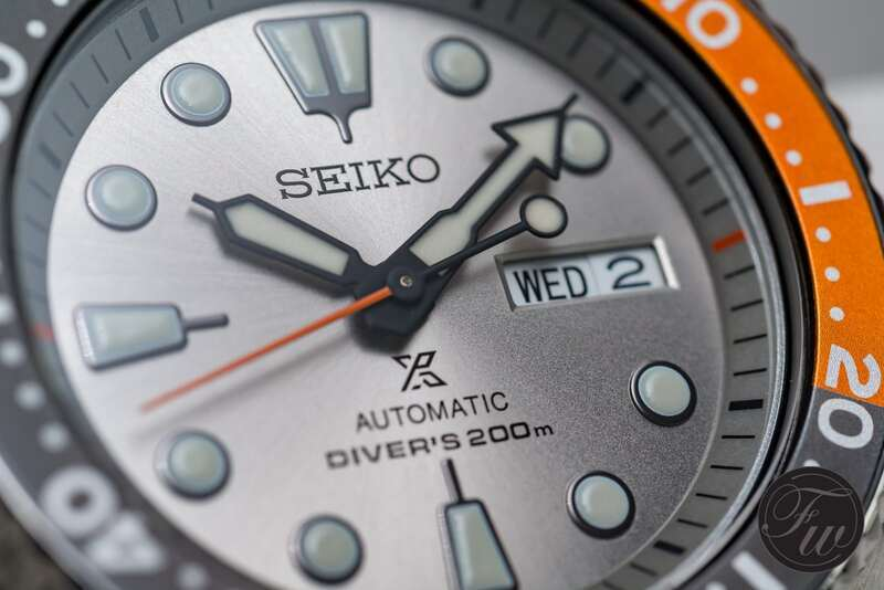 Hands-On With The Seiko Prospex Dawn Grey Series