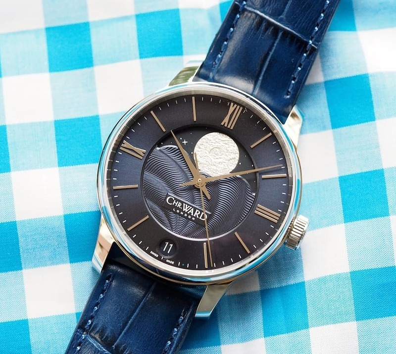Hands-on Review of the Christopher Ward C9 Moonphase
