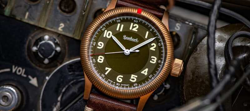 Hanhart Introduces the Limited Edition Pioneer One in Bronze