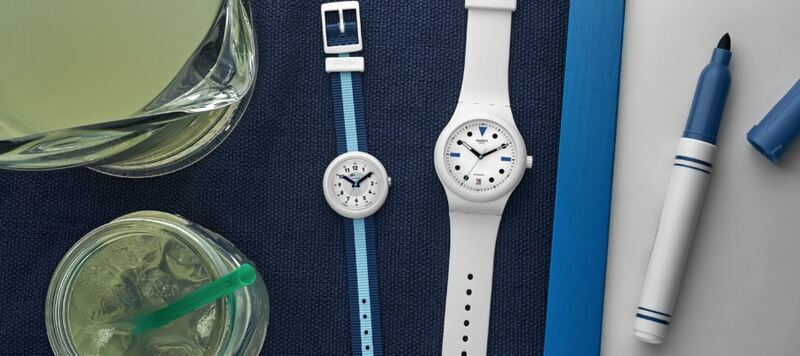 Hodinkee & Swatch Team Up for a Pair of Summer Watches
