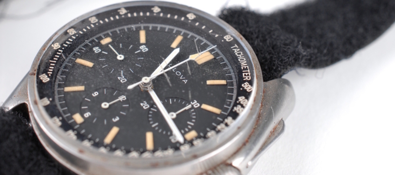 How Bulova Used a Universal Genève to Get to the Moon, and How You Can Get One Today
