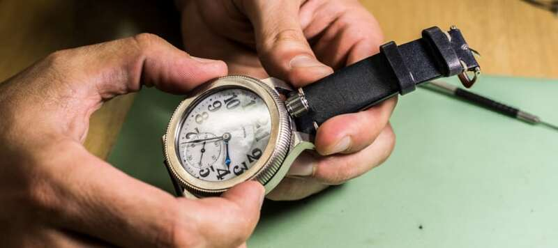 How Watches Are Made: Vortic Watch Co. (Fort Collins, Colorado)
