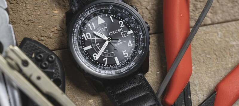 In Detail: Getting Flight-Ready With The Citizen Promaster Nighthawk
