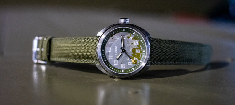 In the Hangar with Tockr Watches and the Commemorative Air Force