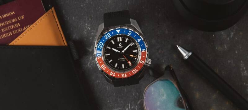 Introducing: BOLDR Globetrotter Automatic GMT