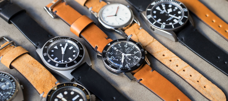 Introducing Black, Rye and Mojave American-made Model 2 Premium Straps