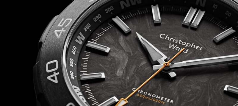 Introducing The Christopher Ward C60 Lympstone