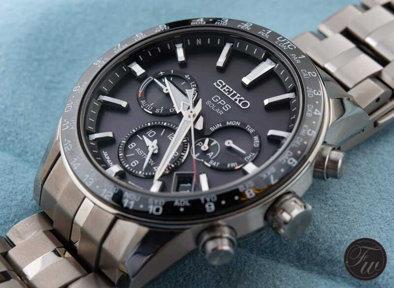 Introducing: The New Seiko Astron GPS Solar 5X series (Live Pictures)