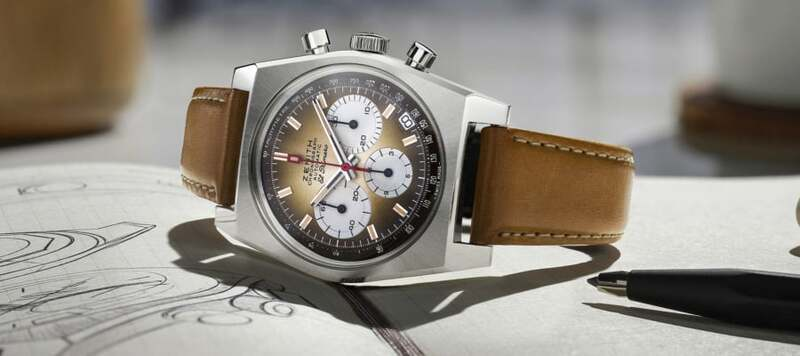 Introducing The Zenith Chronomaster A385 Revival