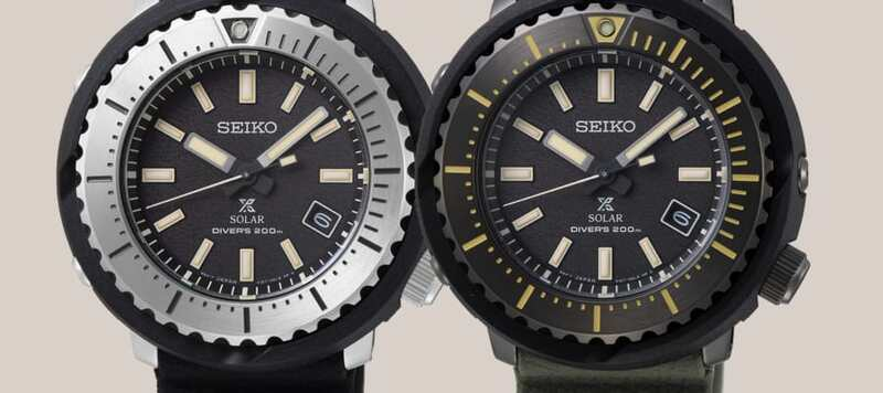 Introducing Two New Seiko Street Series Divers, SNE543 and SNE541