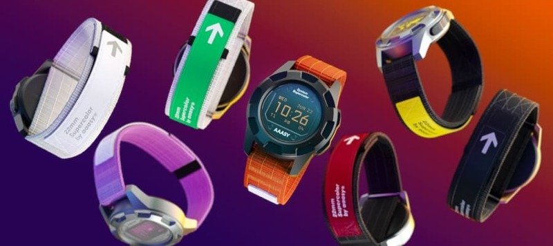 Introducing the AAASY Supercolor, a '90s-Inspired Digital Watch That Won't Break the Bank