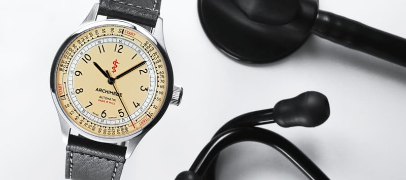 Introducing the Archimede Doctor's Watch