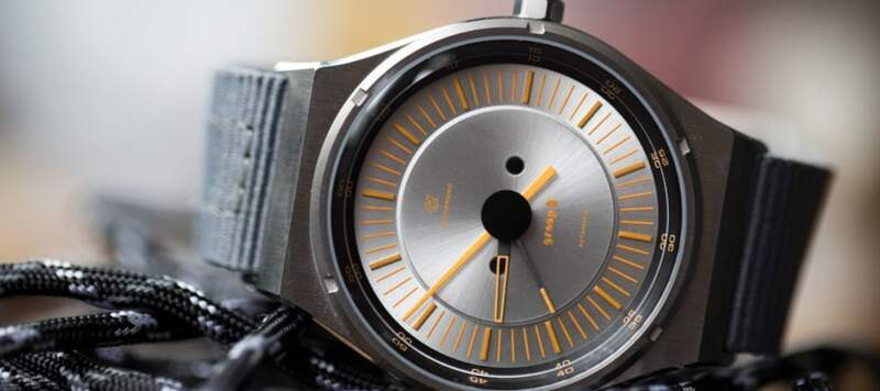 Introducing the Autodromo Group B with a Silver Dial