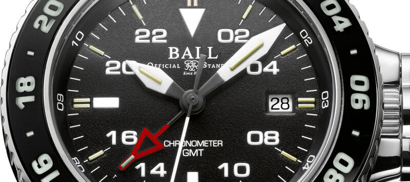 Introducing the BALL Engineer Hydrocarbon AeroGMT II, Available Now for a Special Pre-Order Price