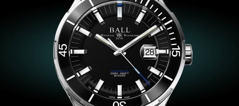 Introducing the Ball Roadmaster M Challenger 18, Challenger 18, and Challenger 18 TMT Collections
