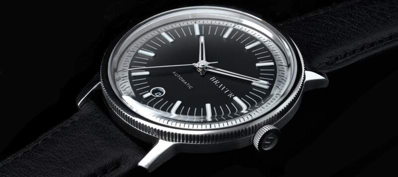Introducing the Bravur BW003, the Swedish Brand's First Mechanical Series