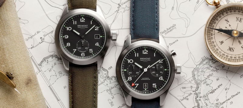 Introducing the Bremont Armed Forces Collection, Produced in Partnership With the Ministry of Defence