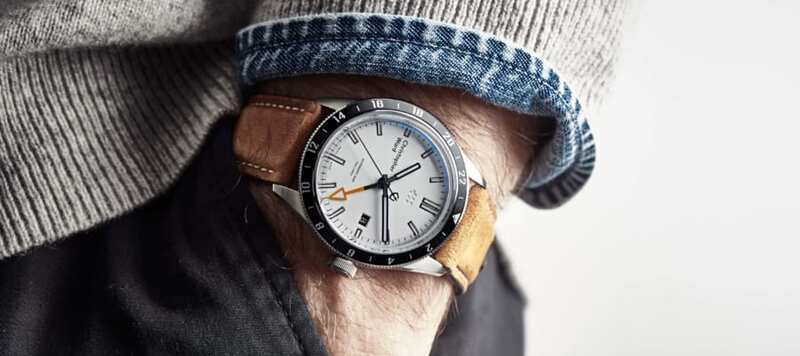 Introducing the Christopher Ward C65 GMT Anthropocene Limited Edition