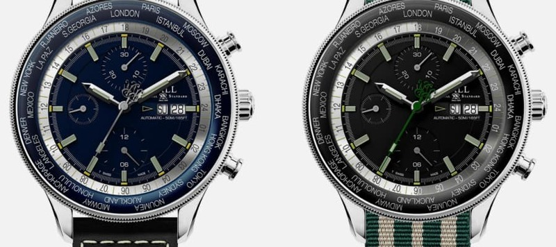 Introducing the Engineer II Navigator World Time Chronograph, Ball's Latest Value-Packed Pre-Order