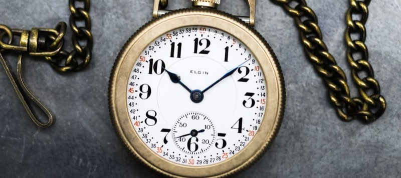 Introducing the First Vortic Pocket Watch – Yes, You Read that Right