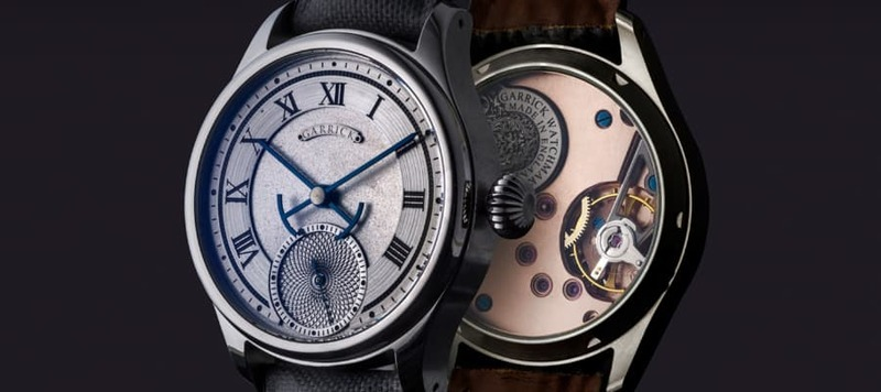Introducing the Garrick S4, with a Dial Made By Hand