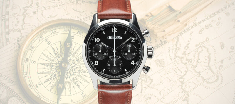 Introducing the Guinand Flying Officer 12h Automatic