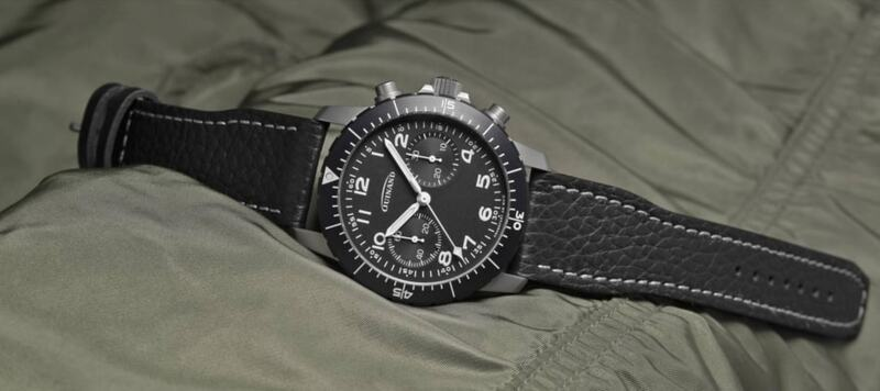 Introducing the Guinand Starfighter Pilot Chronograph