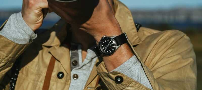 Introducing the Huckberry X Timex Diver