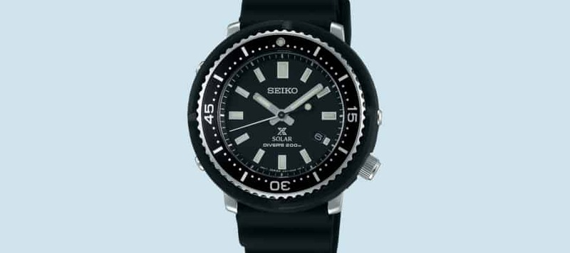 """Introducing the JDM Seiko x LOWERCASE """"Solar Tuna"""" Ref. STBR011 for United Arrows"""