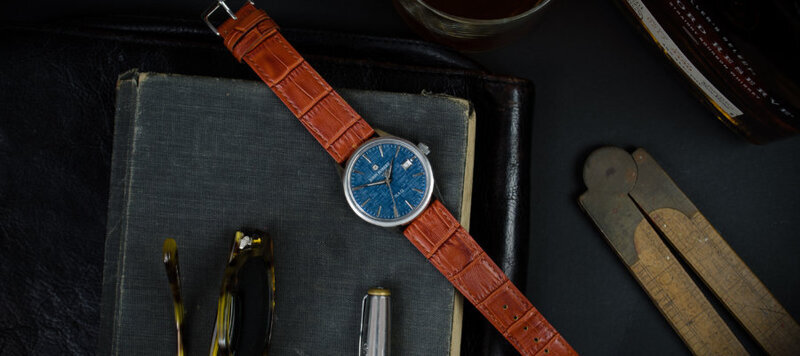 Introducing the John Robert Wristwatches Archetype, with an Optional High Accuracy Quartz Movement