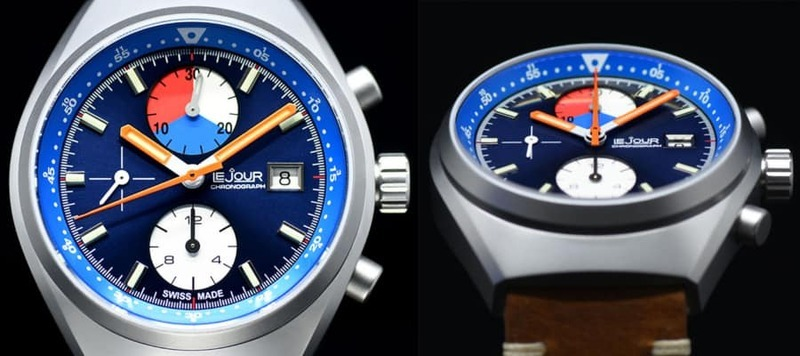 Introducing the Le Jour Skipper Chronograph Limited Edition