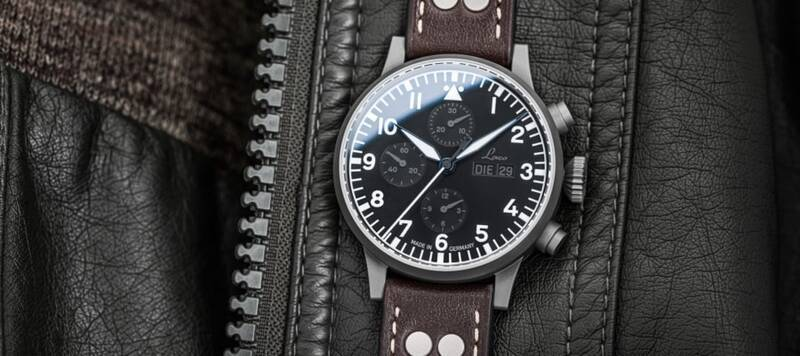 Introducing the Limited Edition Laco Munchen Chrono