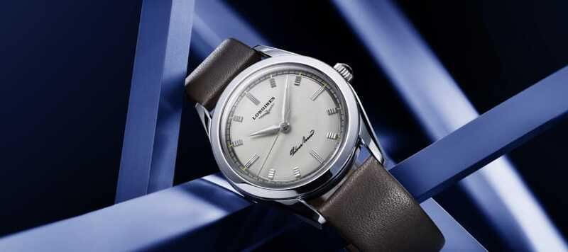 Introducing the Longines Silver Arrow