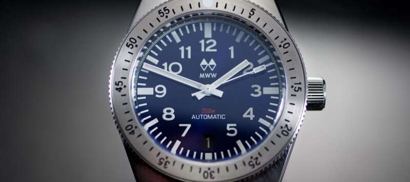 """Introducing the Manchester Watch Works P. marcidus Diver (AKA the """"Blobfish"""")"""