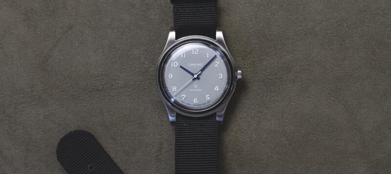 Introducing the Merci x Hodinkee LMM-H01 Limited Edition