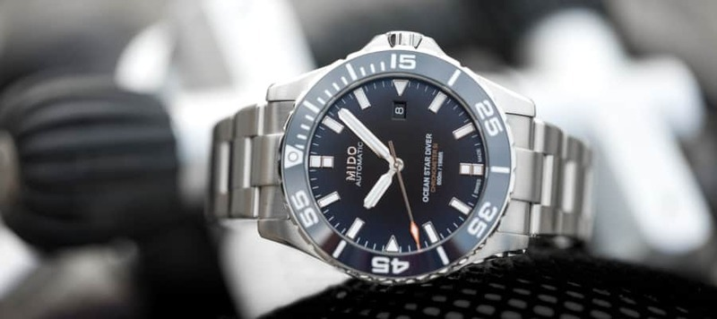 Introducing the Mido Ocean Star Diver 600