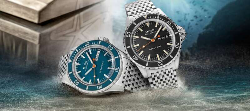 Introducing the Mido Ocean Star Tribute Special Edition