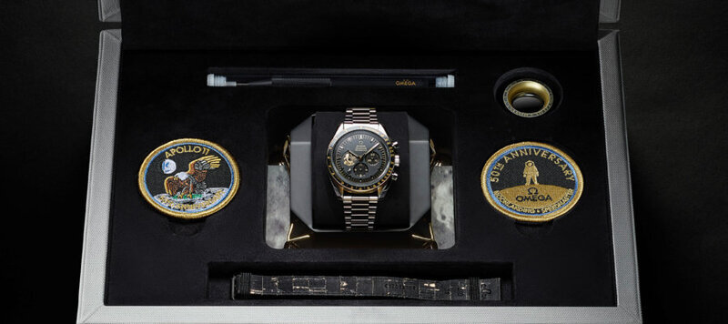 Introducing the Omega Speedmaster Apollo 11 50th Anniversary LE, Fitting Tribute or Too On The Nose?