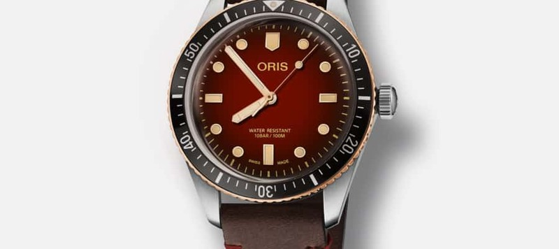 Introducing the Oris Divers Sixty-Five RedBar Limited Edition