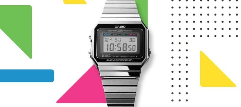 Introducing the Retro-Inspired Casio A700W Series (Refs. A700W-1A, A700WM-7AVT, and A700WMG-9AVT)