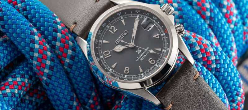 Introducing the Seiko Alpinist SPB201J1, a European Exclusive with a New Gray Dial