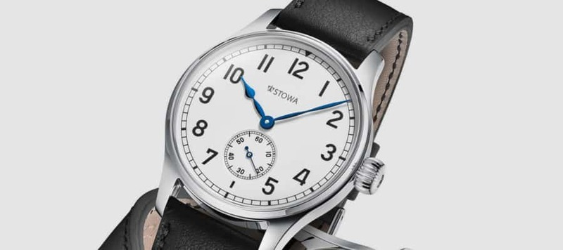 Introducing the Stowa Marine Classic 36 with a Hand Wound Movement