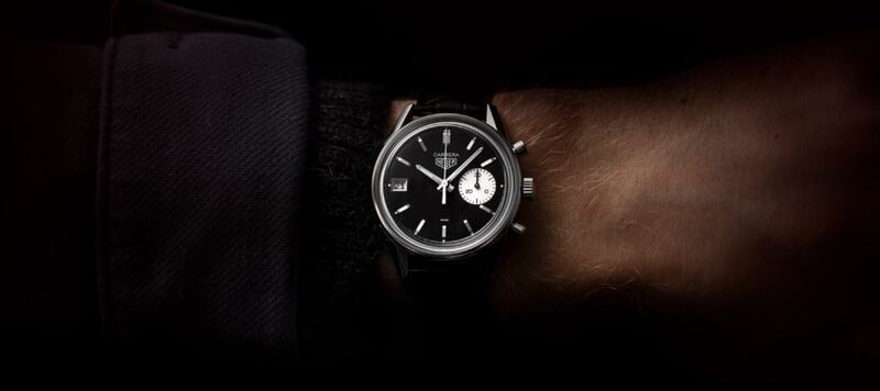 Introducing the TAG Heuer Carrera 'Dato' Limited Edition for Hodinkee