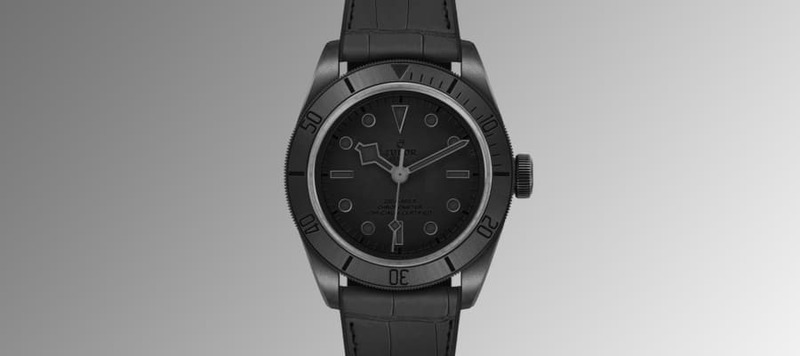 Introducing the Tudor Black Bay Ceramic One for Only Watch