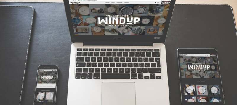 Introducing the Windup Watch Shop