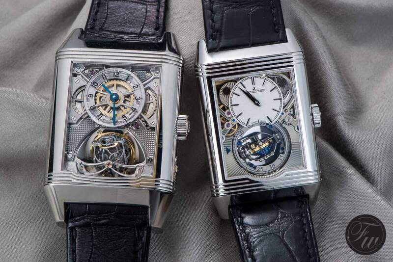 Jaeger-LeCoultre manufacture visit with lots of photos