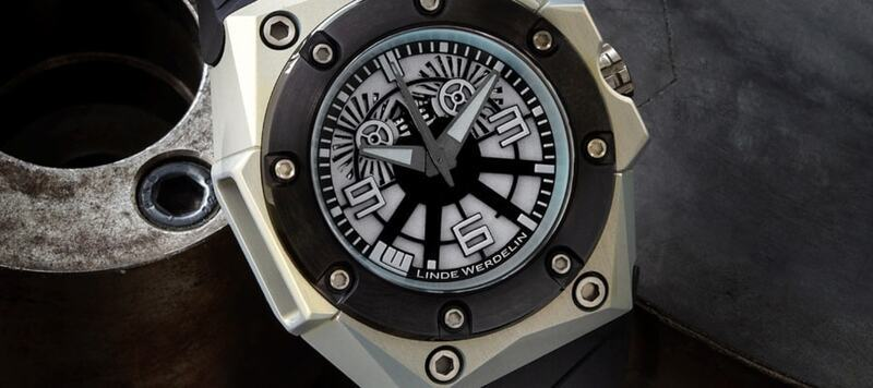 Linde Werdelin Teams up with Black Badger for a Bold, Lume Filled Take on their Oktopus