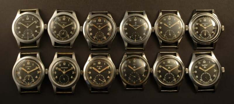 """Military Watches of the World: """"The Dirty Dozen"""""""