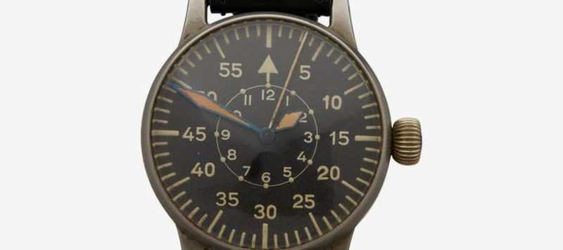 Military Watches of the World: Germany Part 1—19th Century Through World War II