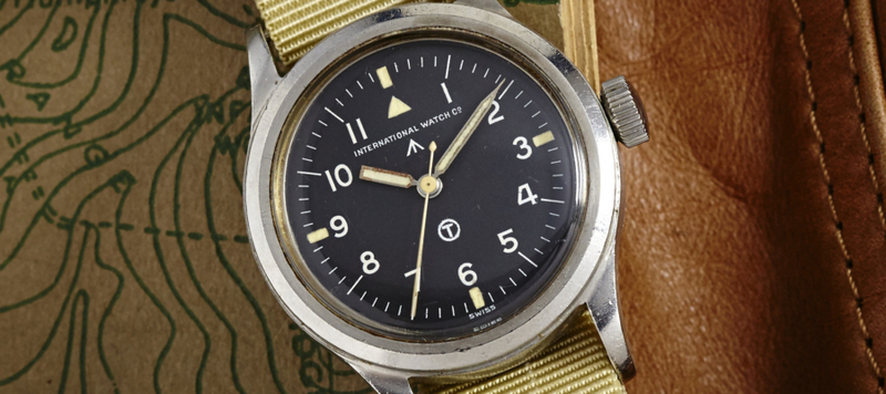 Military Watches of the World: Great Britain Part 2—Post-WWII Through the Vietnam War Era